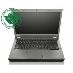 "Portatile Lenovo ThinkPad T440p i5-4200M 14"" 8Gb SSD 240Gb dvdrw usb3 Win10Pro"