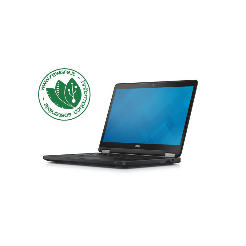"Portatile Dell Latitude E5250 Core i5-5300U 12"" 8Gb SSD 240Gb usb3 Win10Pro"