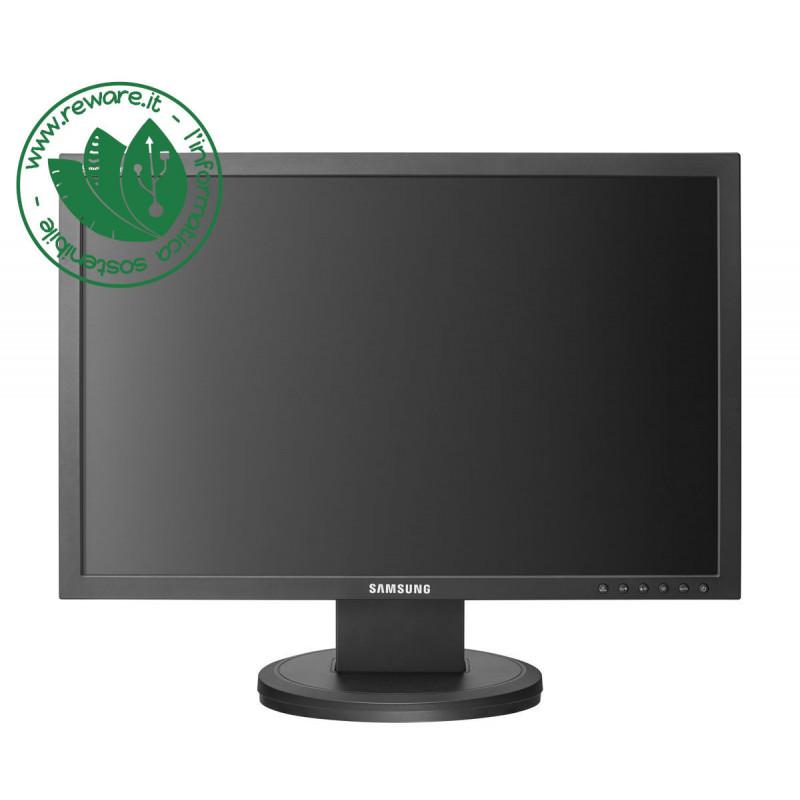 "Monitor LCD 24"" Samsung SyncMaster 2443BW FullHD 1920x1200 VGA DVI"