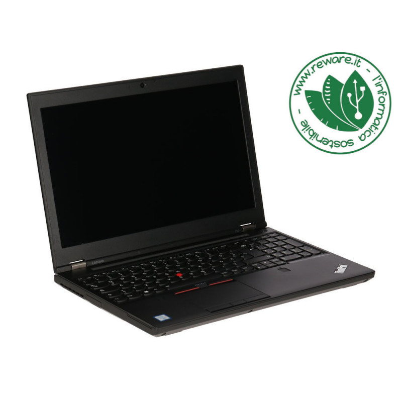 """Portatile Lenovo Thinkpad P50 15"""" FHD i7-6700HQ 16Gb SSD 500Gb Quadro M1000M W10Pro"""