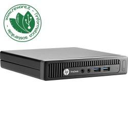 PC HP ProDesk 600 G1 mini pc Core i5-4690T 8Gb ssd 240Gb usb3 Win10Pro