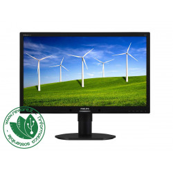 "Monitor LCD 22"" Philips Brilliance 220B4LPCB HD 1680x1050 VGA DVI Audio integrato"