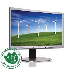 "Monitor LCD 22"" Philips Brilliance 220B4LPCS HD 1680x1050 VGA DVI Audio integrato"