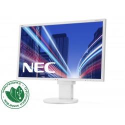 "Monitor LCD 22"" Nec MultiSync EA223WM HD 1680x1050 VGA DVI Audio integrato"