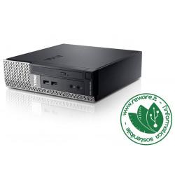 PC desktop Dell 9010 USFF Intel Core i5-3470S 8Gb SSD 240Gb dvd usb3 Windows 10 Pro