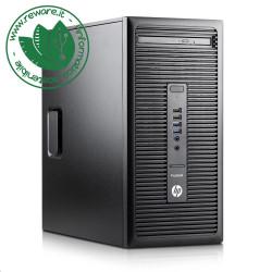 PC minitower HP ProDesk 600 G2 Core i7-6700 8Gb SSD 480Gb usb3 dvdrw Win 10 Pro