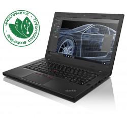 "Portatile Lenovo ThinkPad T460p i7-6820HQ 14"" FHD 16Gb SSD 480Gb usb3 Win10Pro"