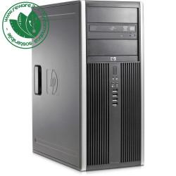 PC miditower HP Elite 8200 Core i5-2500 3.3Ghz 8Gb SSD 240Gb dvdrw Windows 10 Pro