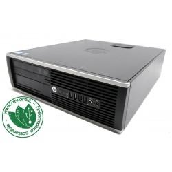 PC desktop HP 6200 Pro Intel Core i5-2400 8Gb SSD 240Gb dvdrom Windows 10 Pro