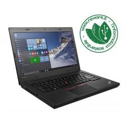 """Portatile Lenovo ThinkPad L460 i5-6300U 14"""" 8Gb SSD 240Gb usb3 Win10 Pro"""