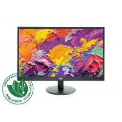 "Monitor LCD 21.5"" AOC E2270swdn FullHD 1920x1080 VGA DVI"
