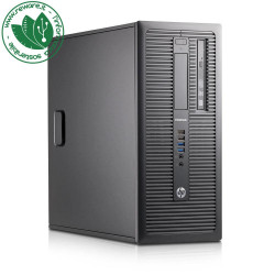 PC desktop HP EliteDesk 800 G2 Core i5-6500 16Gb SSD 480Gb usb3 dvdrw Windows 10 Pro