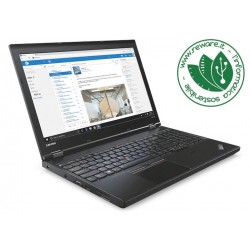 """Portatile Lenovo ThinkPad L570 i5-7200U 15.6"""" FHD 8Gb SSD 256Gb usb3 Win10 Pro"""