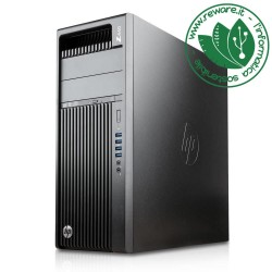 Workstation HP Z440 Xeon quadcore E5-2637v3 16b SSD 480Gb Quadro K2200 W10 Pro