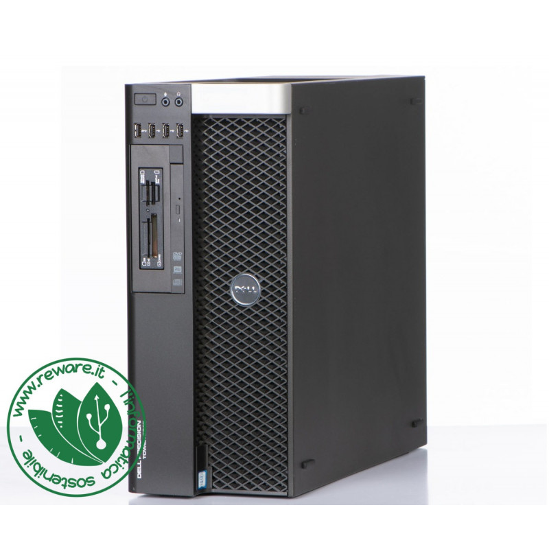 Workstation Dell T5810 Xeon E5-1650v3 32Gb SSD 500Gb Quadro M2000 W10 Pro
