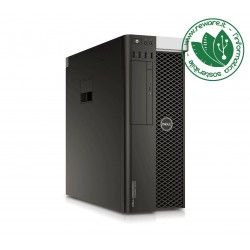 Workstation Dell Precision T7810 2X Xeon E5-2650v3 32Gb SSD 500Gb Quadro M4000 W10Pro