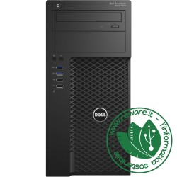 Workstation Dell Precision 3260 Xeon 1220v5 16Gb SSD 480Gb Quadro K2200 Win10Pro