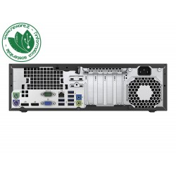 PC desktop HP ProDesk 600 G1 Core i5-4570 8Gb SSD 240Gb usb3 Windows 10 Pro