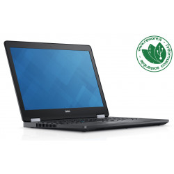 "Portatile Dell Latitude E5570 Core i5-6200U 15.6"" 8Gb SSD 240Gb usb3 Win10Pro"