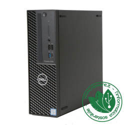 Workstation Dell Precision 3430 SFF Core i5-8500 16Gb SSD 256Gb Quadro K420 Win10Pro