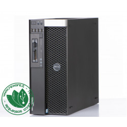Workstation Dell T5810 Xeon E5-1620v3 32Gb SSD 500Gb +3Tb Quadro K4200 W10