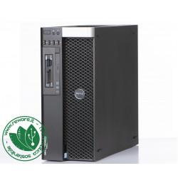 Workstation Dell T5810 Xeon E5-1620v3 16Gb SSD 256Gb +2Tb Quadro K2200 W10