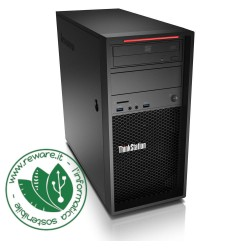 Workstation Lenovo ThinkCentre P310 Xeon 1230v5 16Gb SSD 480Gb Quadro K2200 Win10Pro