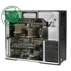 Workstation HP Z840 2X Xeon E5-2640v3 64Gb SSD 1Tb HD 3Tb Quadro M4000 W10Pro