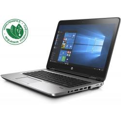 "Portatile HP ProBook 640 G3 Core i5-7200U 14"" FHD 8Gb SSD 256Gb usb3 Win10Pro"