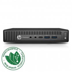 HP EliteDesk 800 G2 mini pc Core i5-6400T 8Gb SSD 256Gb usb3 Win10Pro