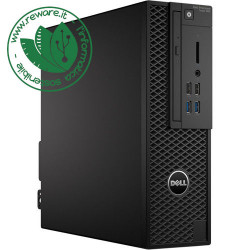 Workstation Dell 3420 Intel Core i7-6700 16Gb SSD 250Gb M.2 Quadro K620 Win10Pro