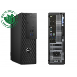 Workstation Dell 3420 Intel Core i7-6700 16Gb SSD 512Gb Quadro K620 Win10Pro
