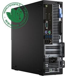 Workstation Dell 3420 Intel Core i7-6700 16Gb SSD 500Gb Quadro P1000 Win10Pro