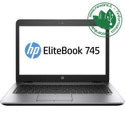 "Portatile HP EliteBook 745 G3 AMD A10-8700B 14"" FHD 8Gb SSD 256Gb usb3 Win10 Pro"