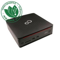 PC Fujitsu Esprimo Q920 mini pc Core i5-4590T 8Gb SSD 240Gb usb3 Win10 Pro