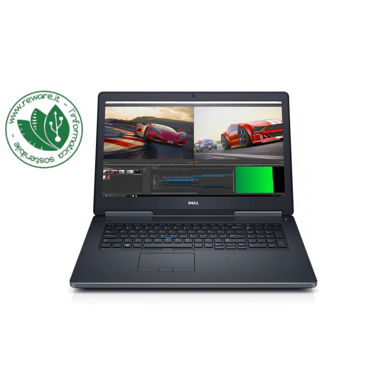 """Dell Precision 7520 15"""" FHD Core i7-7700HQ 32Gb SSD 512Gb Quadro M2200M W10Pro"""