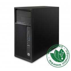 Workstation HP Z240 Xeon 1245v5 16Gb SSD 250Gb Quadro...