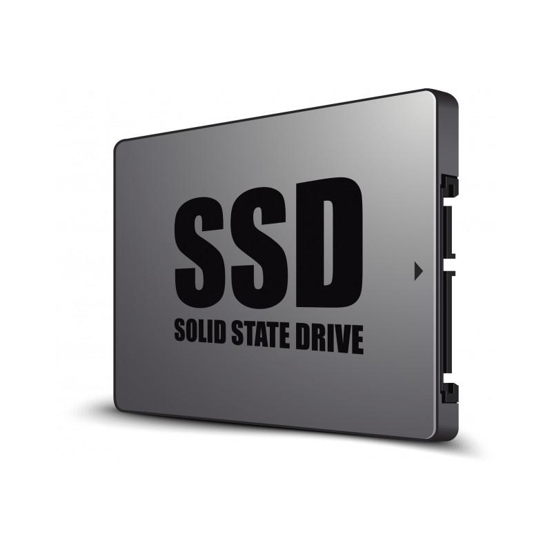 Ampliamento SSD da 256 Gb a 480 Gb