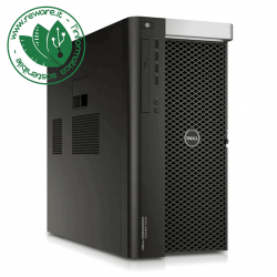 Workstation Dell 7910 2X Xeon E5-2660v3 64Gb SSD 500Gb...