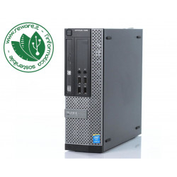 PC desktop Dell OptiPlex 7020 Core i3-4150 8Gb SSD 240Gb dvd usb3 Win10Pro