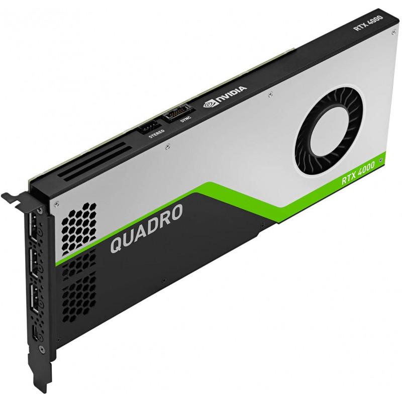 Upgrade scheda video da Quadro P4000 a RTX 4000 8Gb