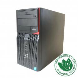 PC minitower Fujitsu Esprimo P420 Core i5-4440 8Gb SSD 240Gb usb3 Windows 10 Pro