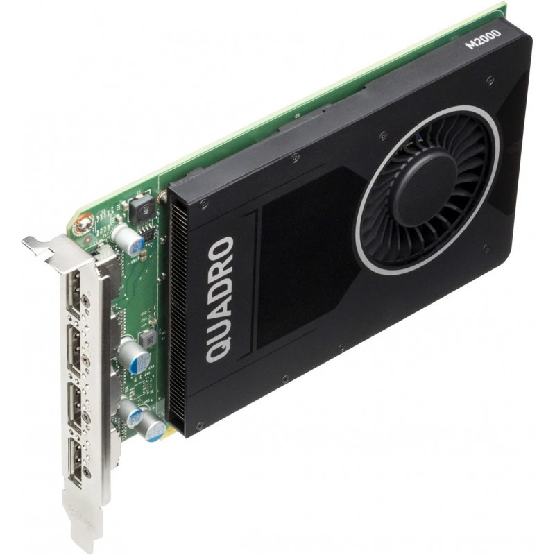 Upgrade scheda video da Quadro P400 a M2000 4Gb