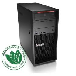 Workstation Lenovo ThinkCentre P320 Xeon 1240v5 16Gb SSD 512Gb Quadro M2000 Win10Pro