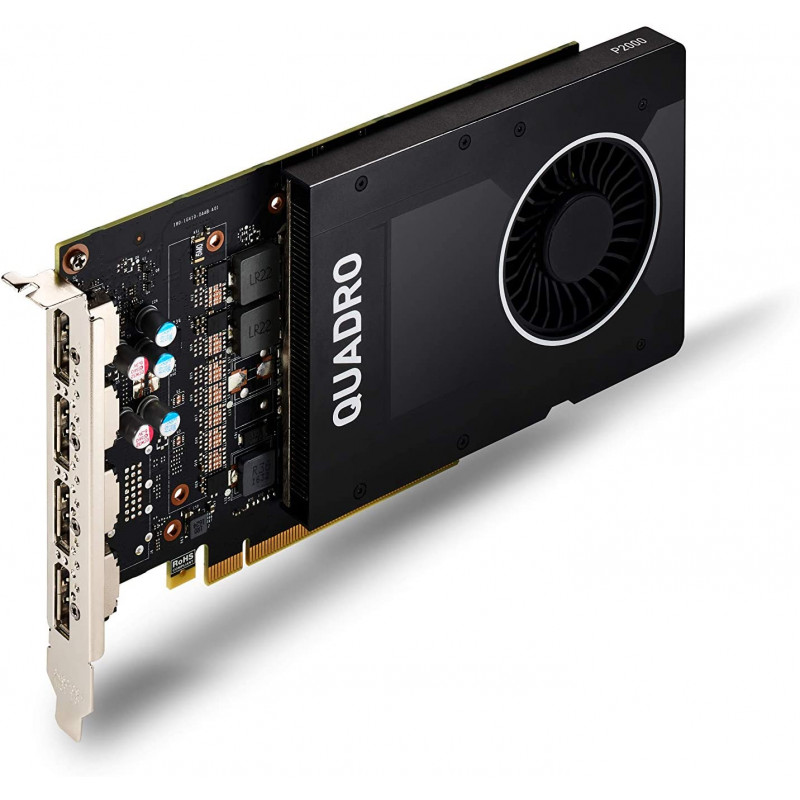 Upgrade scheda video da Quadro M2000 a P2000 5Gb