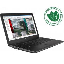 "Portatile HP Zbook 15 G4 15"" FHD i7-7820HQ 32Gb SSD 512Gb Quadro M2200M W10Pro"