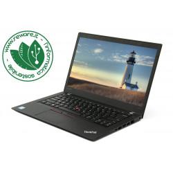 "Portatile Lenovo ThinkPad t470s Core i7-7500u 14"" FHD 16Gb SSD 512Gb usb3 Win10Pro"