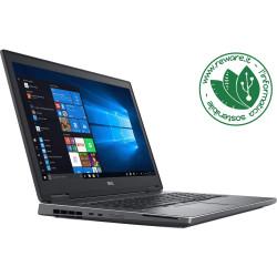 """Portatile Dell Precision 7730 17"""" FHD Xeon E-2176M 64Gb SSD 1Tb Quadro P3200 W10Pro"""