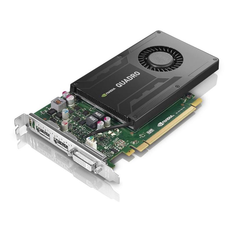 Upgrade scheda video da Quadro K2000 a K2200 4Gb