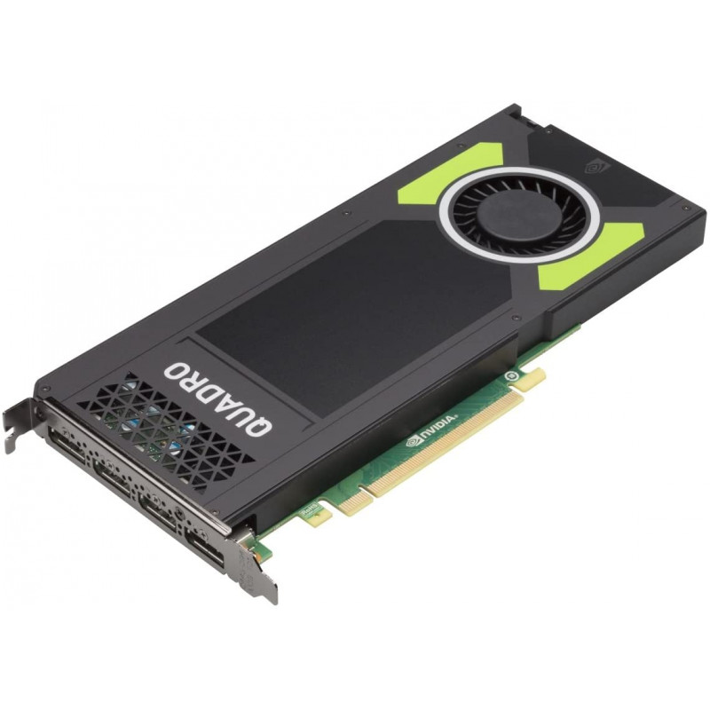 Upgrade scheda video da Quadro K2200 a M4000 8Gb